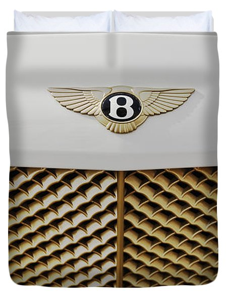Golden Grill Bentley Duvet Cover