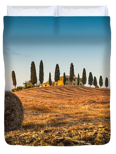 Golden Tuscany 2.0 Duvet Cover