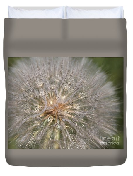 Gone To Seed Duvet Cover