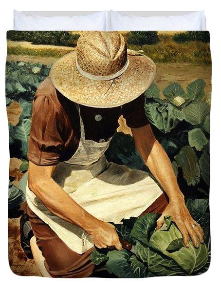 Good Harvest Duvet Cover