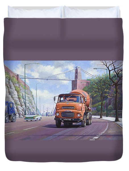 Good Mixer Duvet Cover