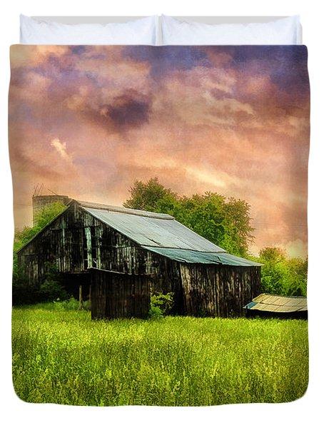 Good Morning Kentucky Duvet Cover
