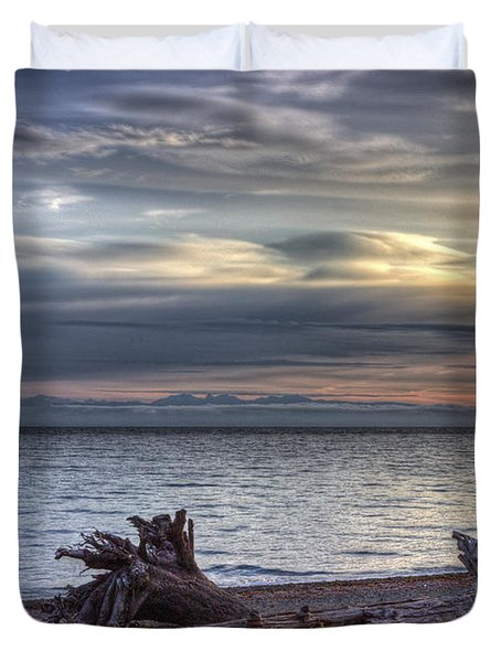 San Pareil Sunrise Duvet Cover
