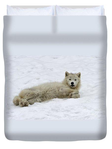 Good Wolfie ... Duvet Cover