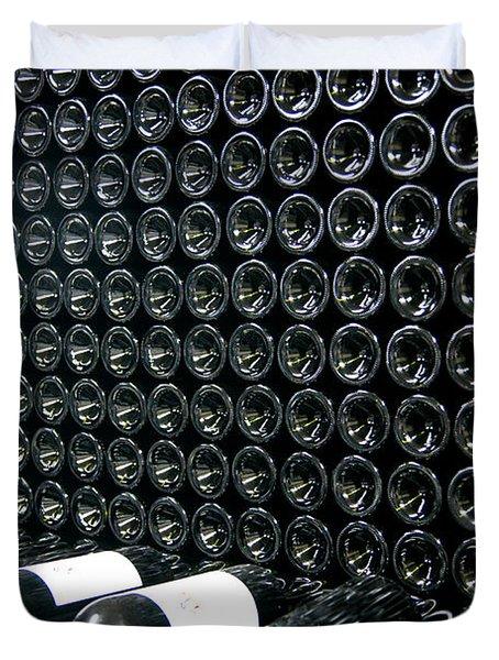 Got Wine Duvet Cover