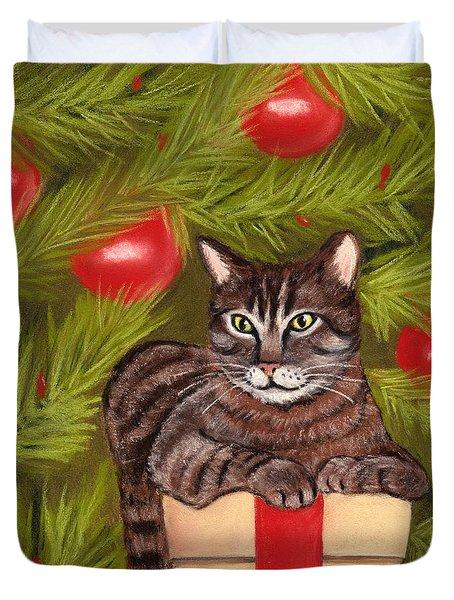 Got Your Present Duvet Cover