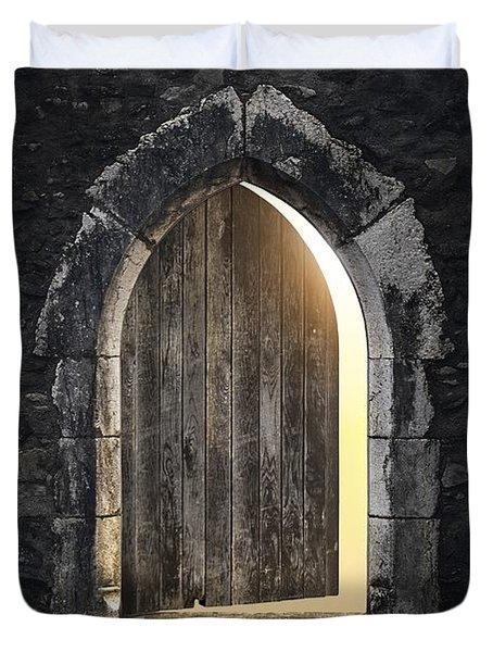Gothic Light Duvet Cover