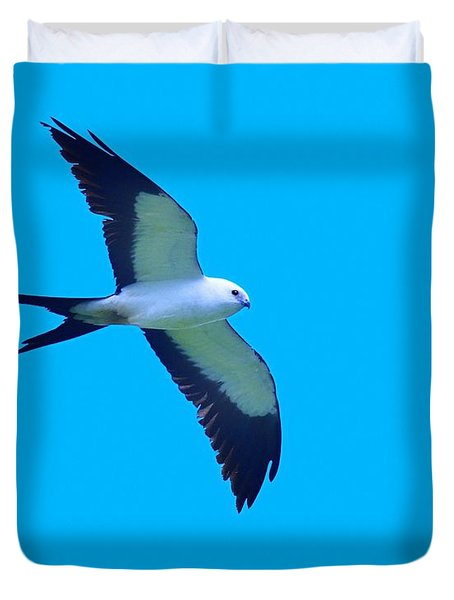 Grace And Majesty Duvet Cover by Tony Beck