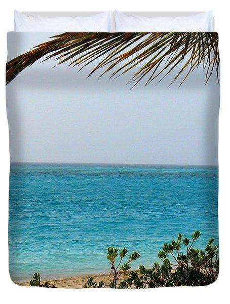 Grace Bay Duvet Cover
