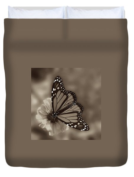 Grace Duvet Cover by Don Spenner
