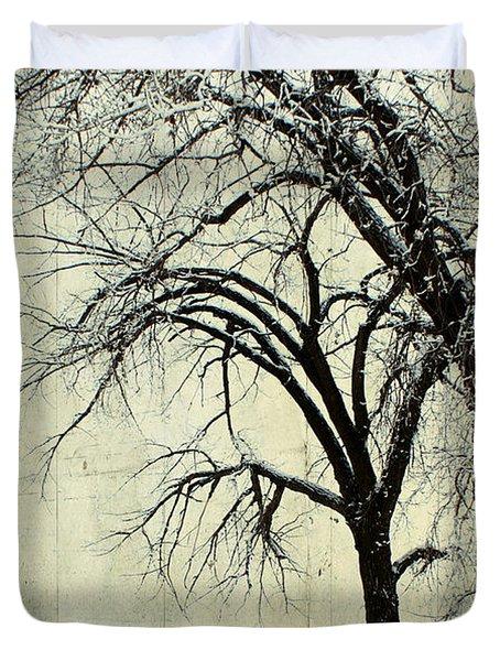 Grace Duvet Cover by Leanna Lomanski