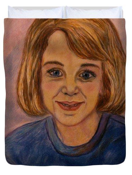 Grace Mahin Duvet Cover by Kendall Kessler