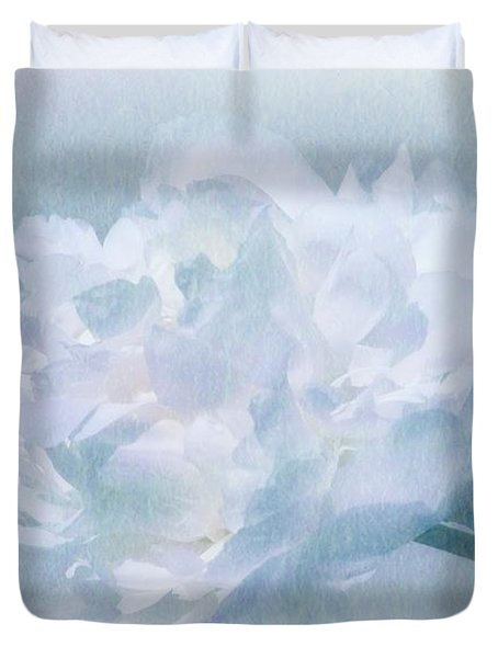 Gracefully Duvet Cover by Barbara S Nickerson