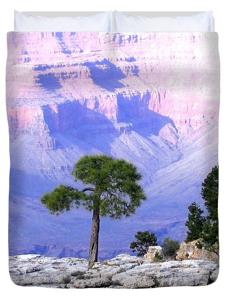 Grand Canyon 73 Duvet Cover by Will Borden