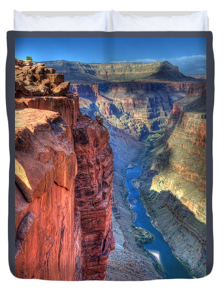 Grand Canyon Awe Inspiring Duvet Cover