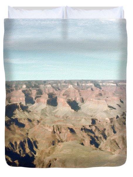 Grand Canyon Softness Duvet Cover