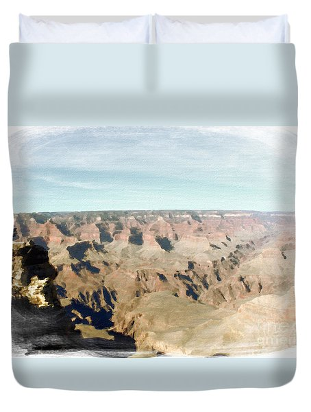 Grand Canyon Softness Duvet Cover