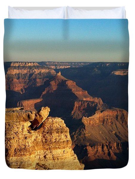 Grand Canyon Sunrise Two Duvet Cover
