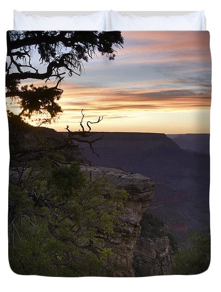Grand Canyon Sunset 2 Duvet Cover