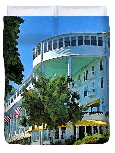 Grand Hotel - Image 003 Duvet Cover