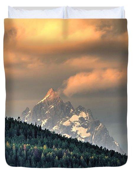 Grand Morning Duvet Cover
