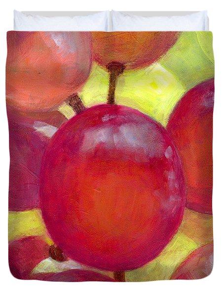 Grapes No.14 Duvet Cover