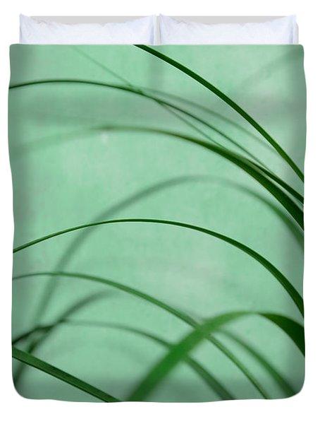 Grass Impression Duvet Cover