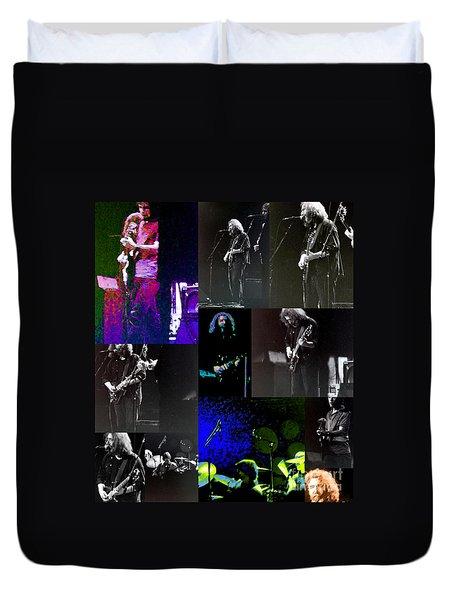 Grateful Dead - Nothing Like A Grateful Dead Concert Duvet Cover