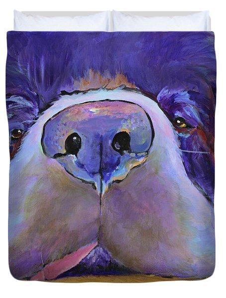 Graysea Duvet Cover