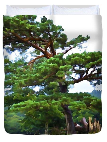 Great Pine Duvet Cover