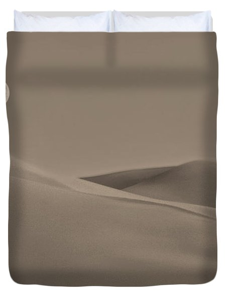 Great Sand Dunes Duvet Cover by Don Spenner