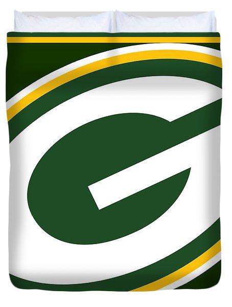 Green Bay Packers Duvet Cover