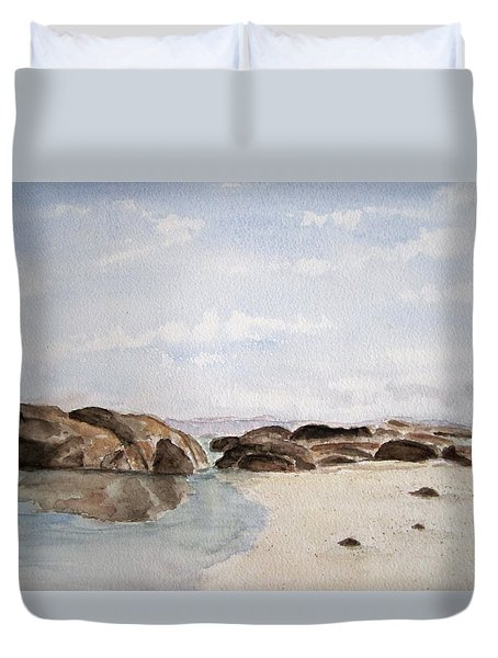 Greens Pool Western Australia Duvet Cover