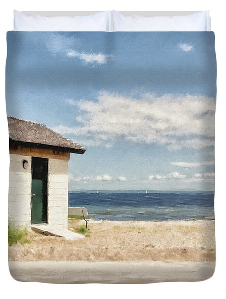 Greenwich Point Duvet Cover