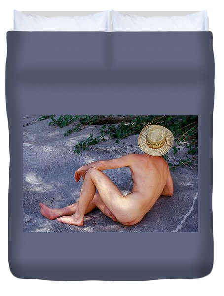 Greg M. 2 Duvet Cover