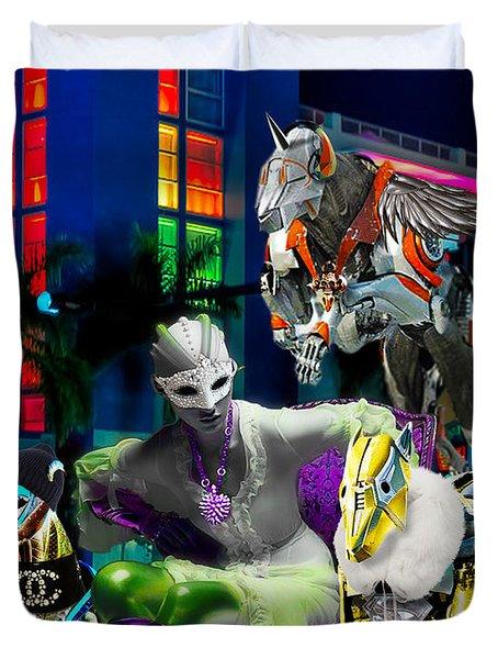 Greyhound Princesse Duvet Cover