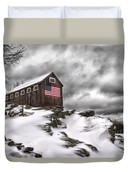 Greyledge Farm After The Storm Duvet Cover
