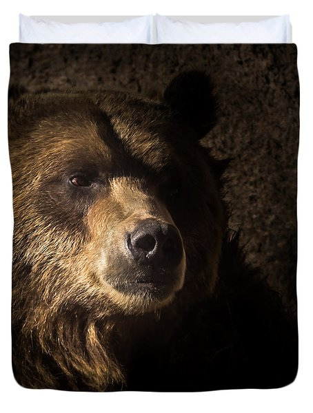 Grizzly 2 Duvet Cover