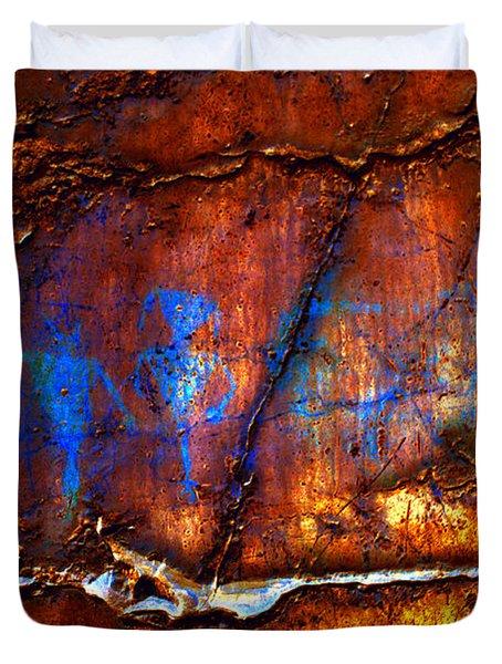 Grotto Hunt Duvet Cover