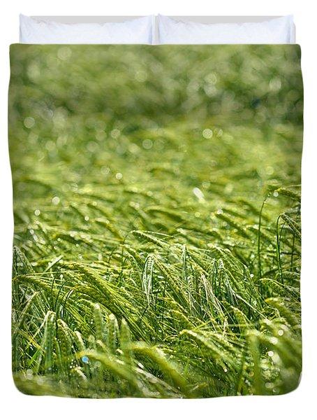 Growing Duvet Cover by Ivan Slosar