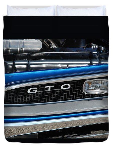 GTO Duvet Cover