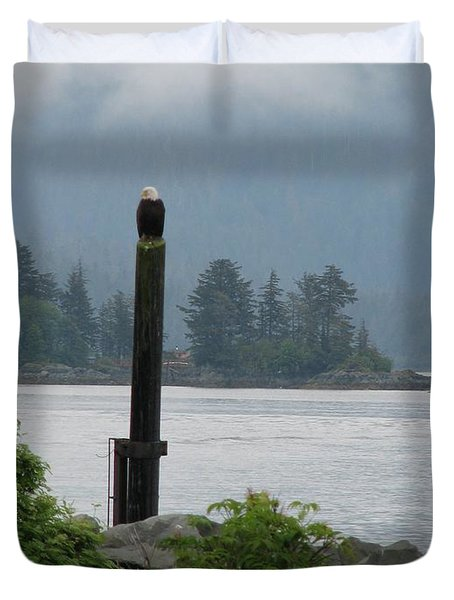 Guardian Duvet Cover