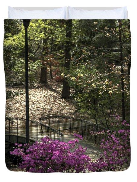 Guignard Park-2 Duvet Cover