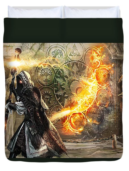 Guildscorn Ward Duvet Cover