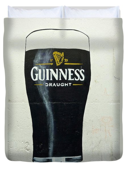 Guinness - The Perfect Pint Duvet Cover