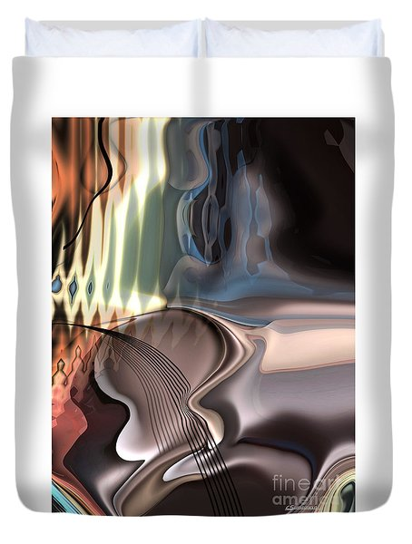Guitar Sound Duvet Cover