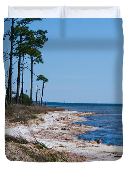 Gulf Island National Seashore 2 Duvet Cover