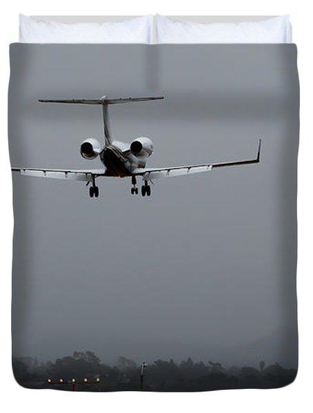 Gulfstream Approach Duvet Cover