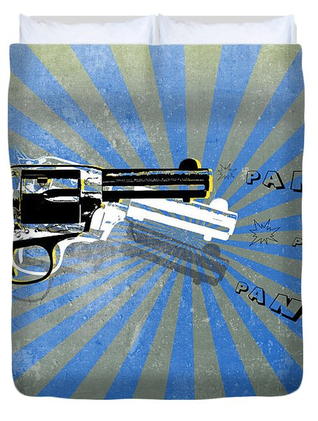 Gun 17 Duvet Cover