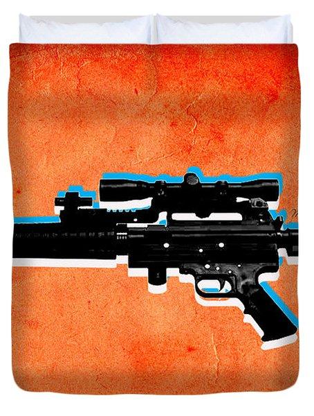 Gun 2 Duvet Cover